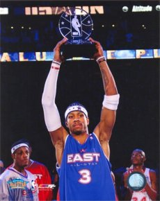 Allen Iverson 2005 NBA All-Star MVP
