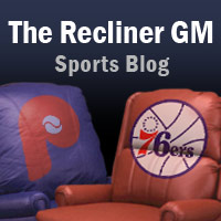 The Recliner GM Sports Blog