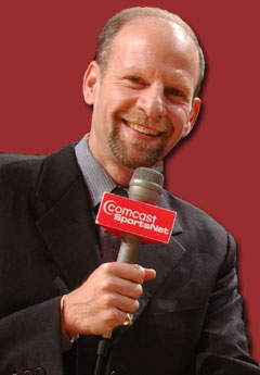 Mark Zumoff - Sixers play-by-play man
