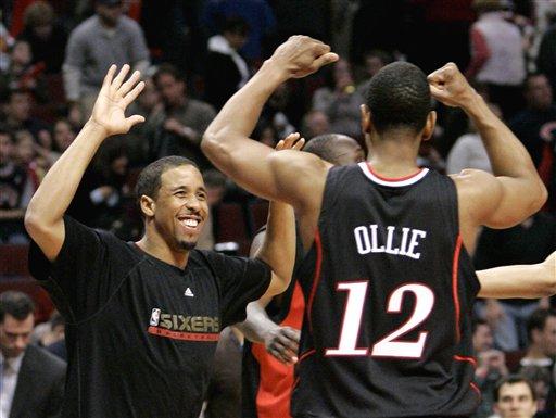 Philadelphia 76ers comeback to beat the Chicago Bulls